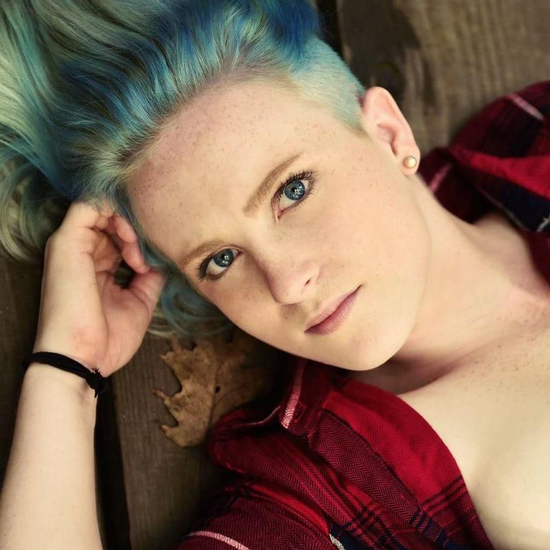 Female model photo shoot of Tessalouise by JackHPhoto
