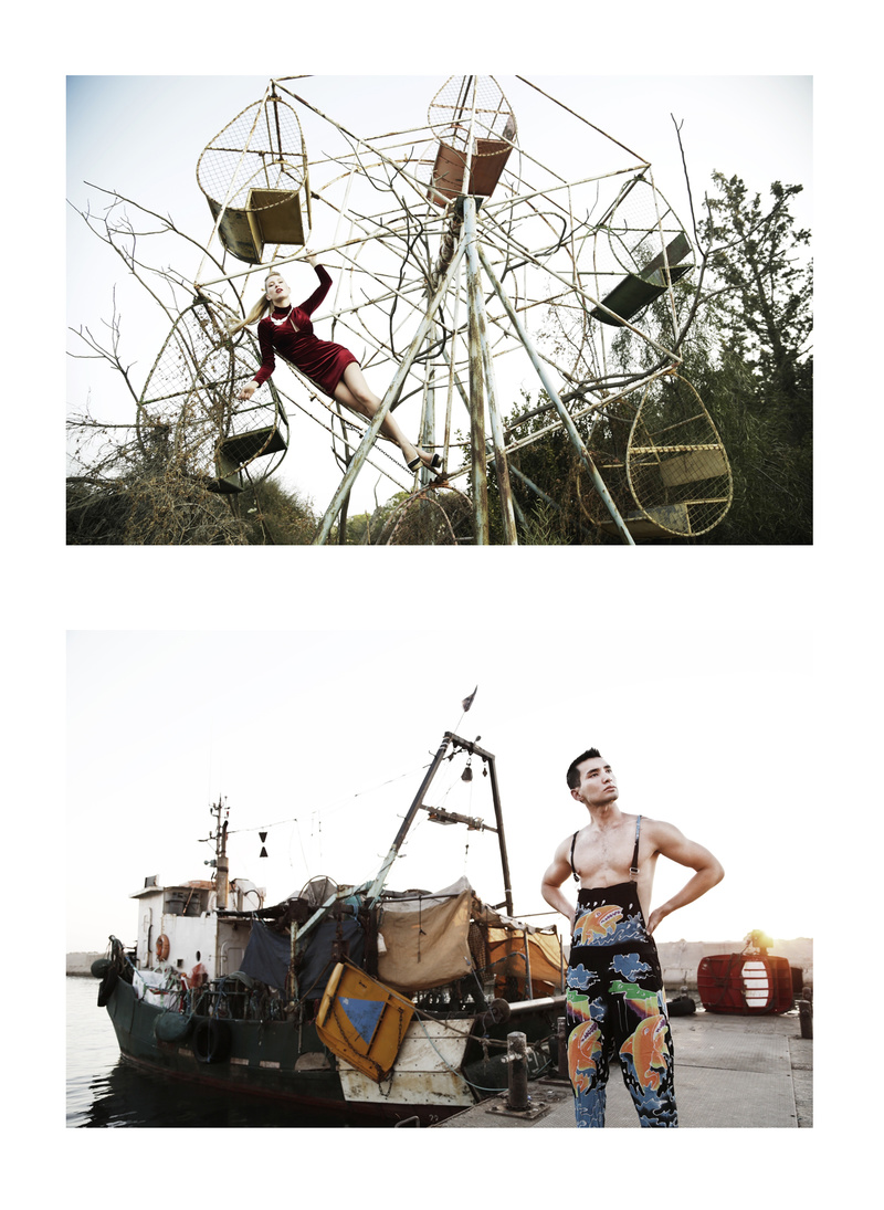 Male model photo shoot of Kirshenfeld Photography