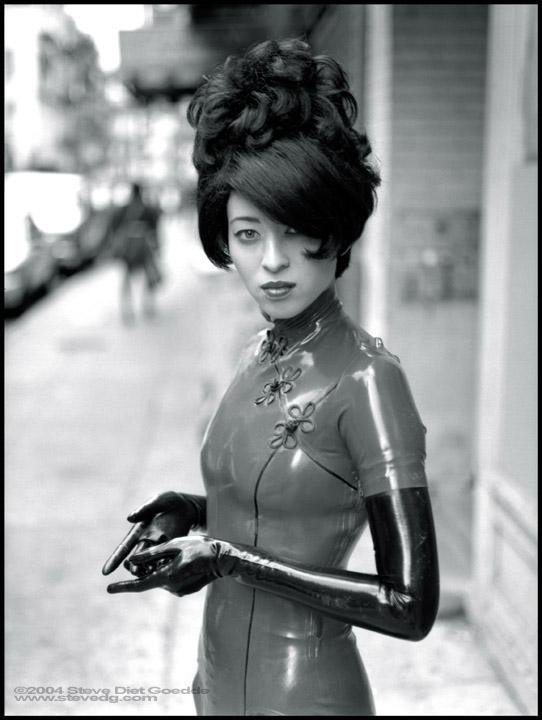Female model photo shoot of kumi in San Francisco, CA