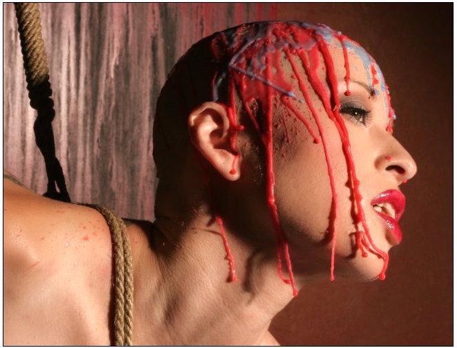 Female model photo shoot of kumi in Los Angeles, CA