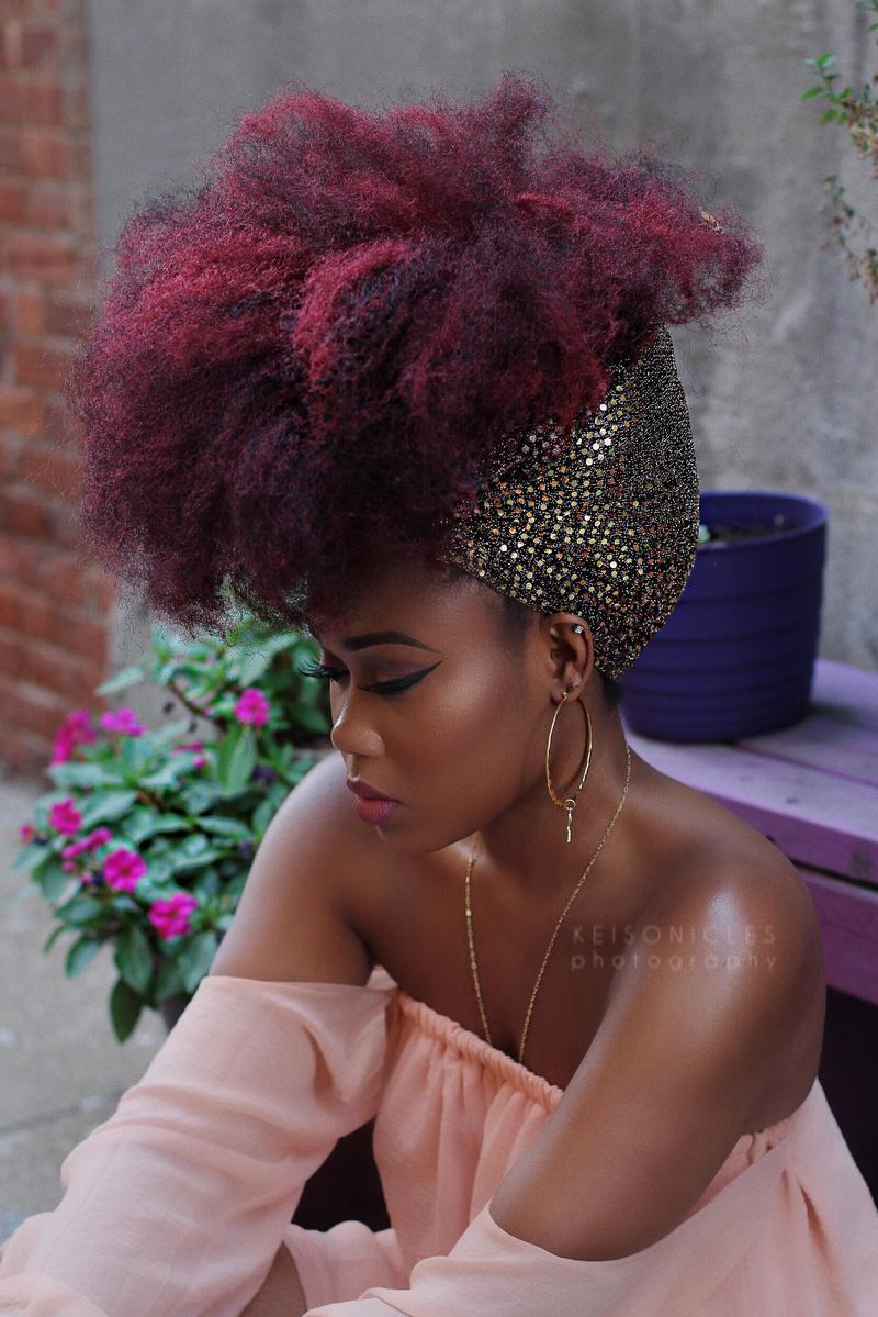Female model photo shoot of keisonicles in Brooklyn