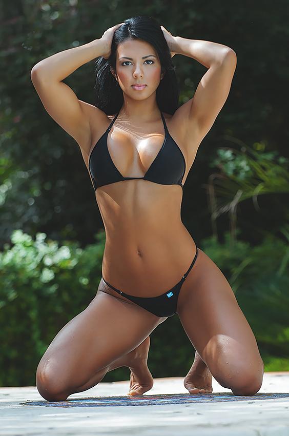 Lee bo young bikini