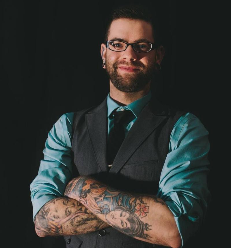 Male model photo shoot of Matt Ritscher