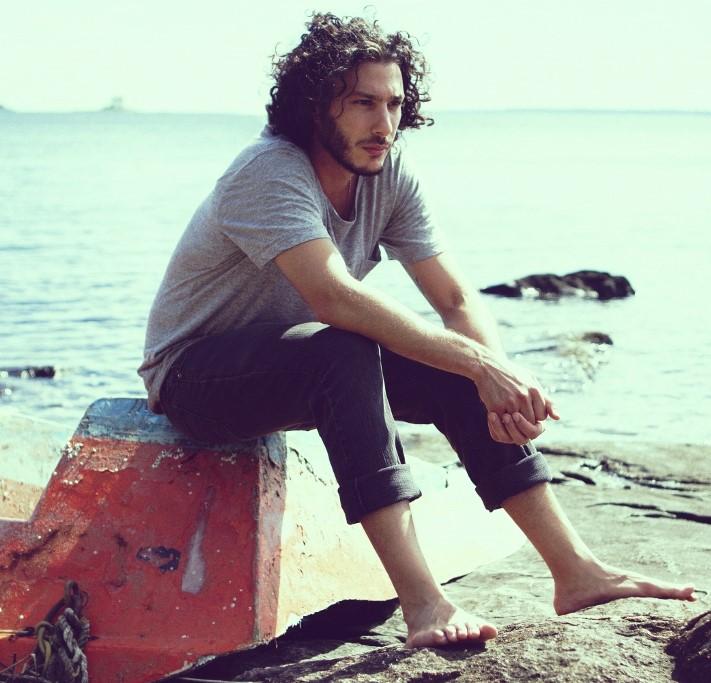 Male model photo shoot of Khaled Dajani