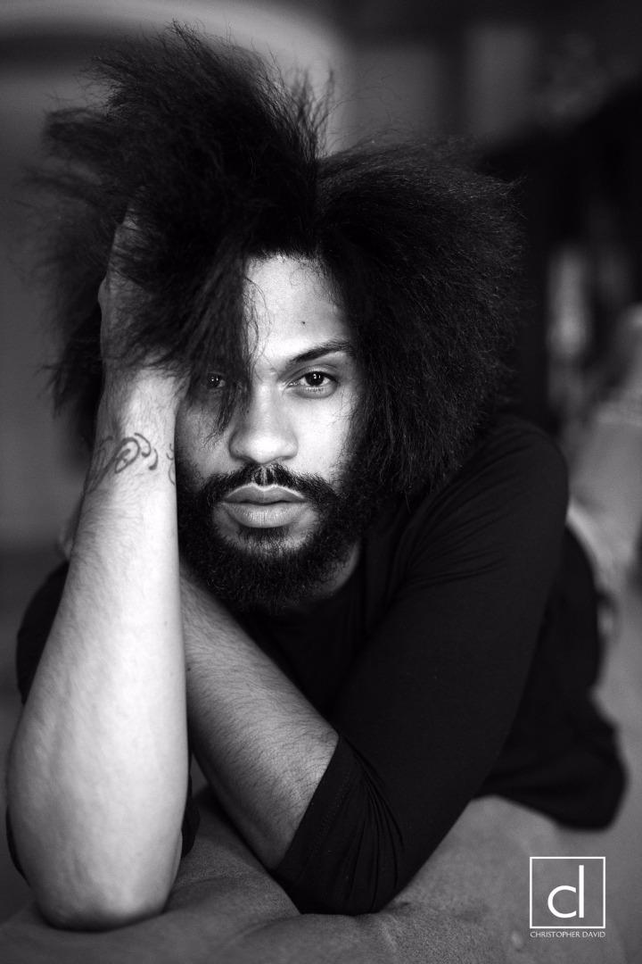 Male model photo shoot of Puulaahi in Brooklyn, NY