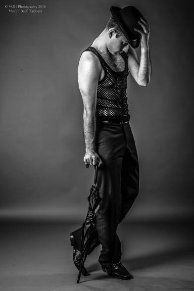 Male model photo shoot of BJK-13