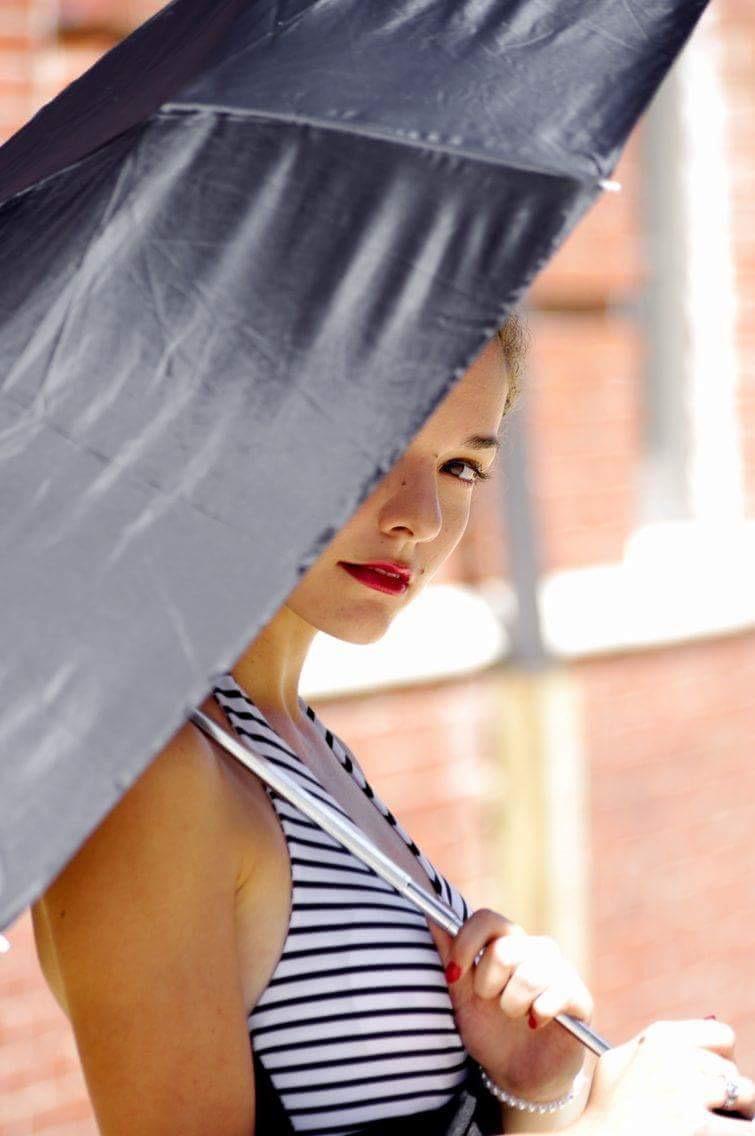 Female model photo shoot of HNL99
