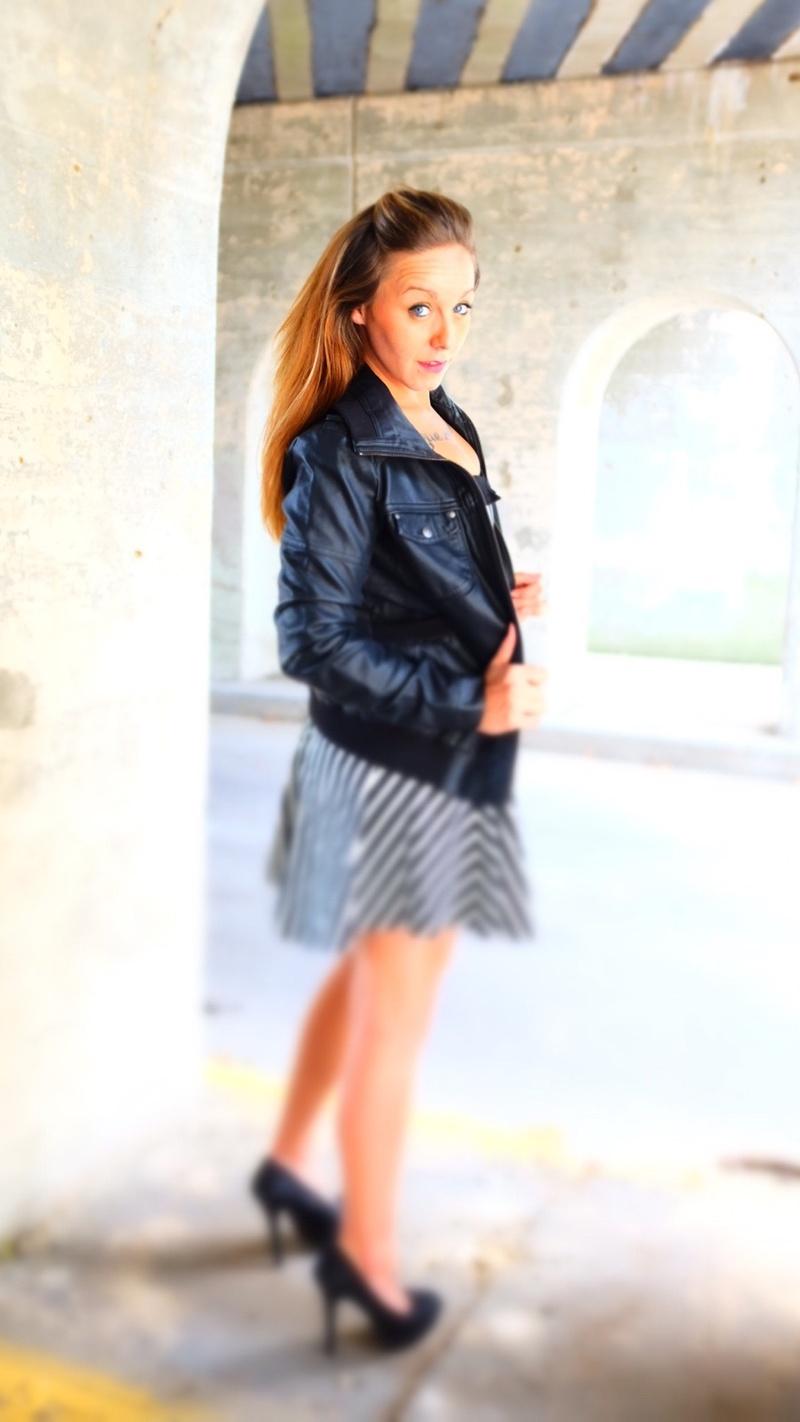 Female model photo shoot of Sally Sinn