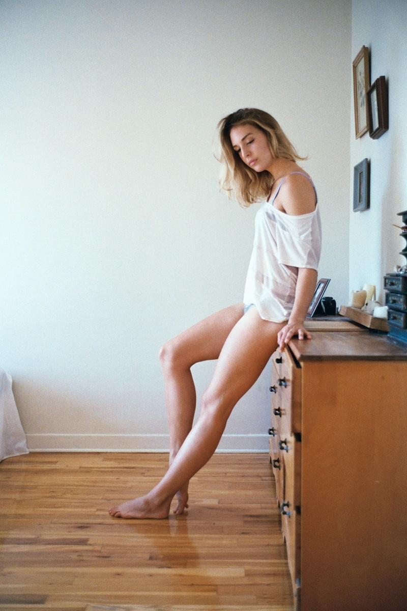 Audrey Ferron Model Montreal Quebec Canada