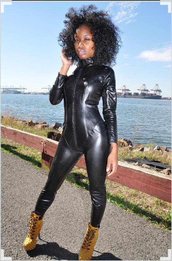 Male and Female model photo shoot of RW MetroNY Photography and fashion_maven_morgan