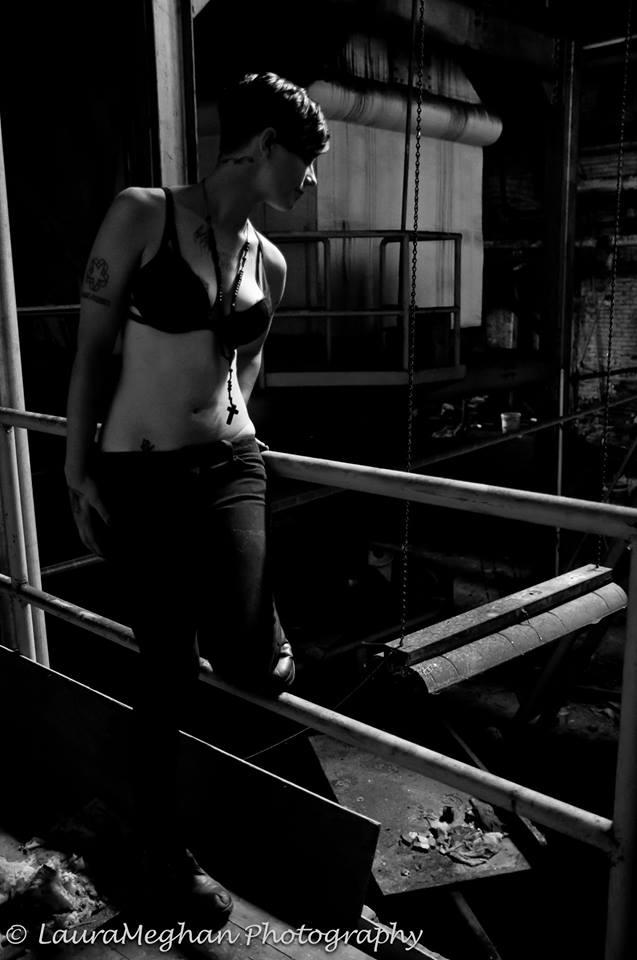 Female model photo shoot of ilovemusic2425 in MA