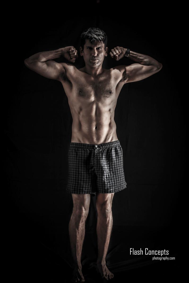 Male model photo shoot of gurjant