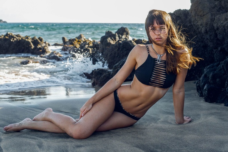 Female model photo shoot of OceanAurora