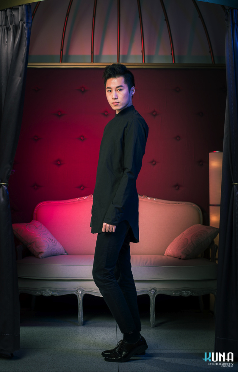 Male model photo shoot of MiX