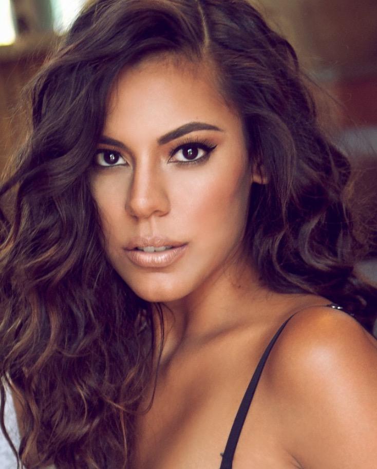 Brittany Black, Model, Huntington Beach, California, Us-7074