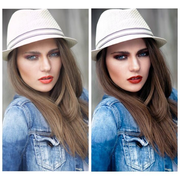 Female model photo shoot of kristine
