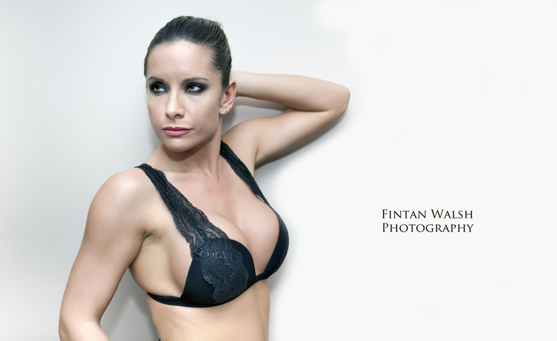 Male and Female model photo shoot of Fintan and MARUSKA CZ in Dublin