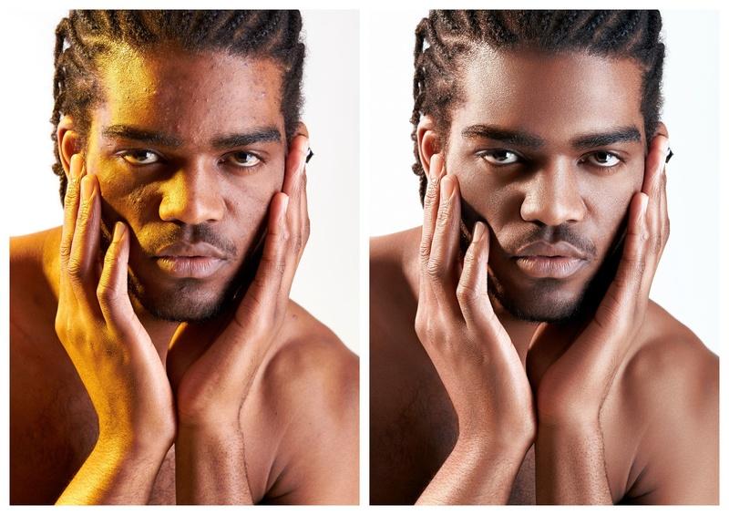 Male model photo shoot of NinjaRetoucher