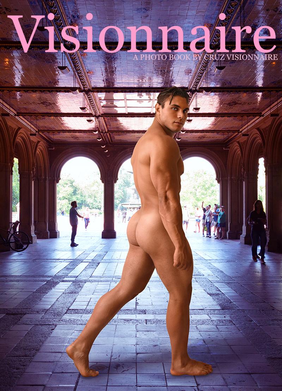 Erotic art performance - 2 part 1