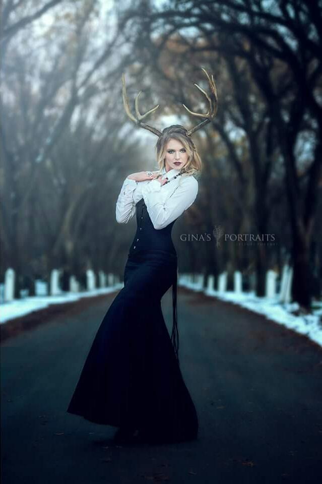 Female model photo shoot of Selina Marie
