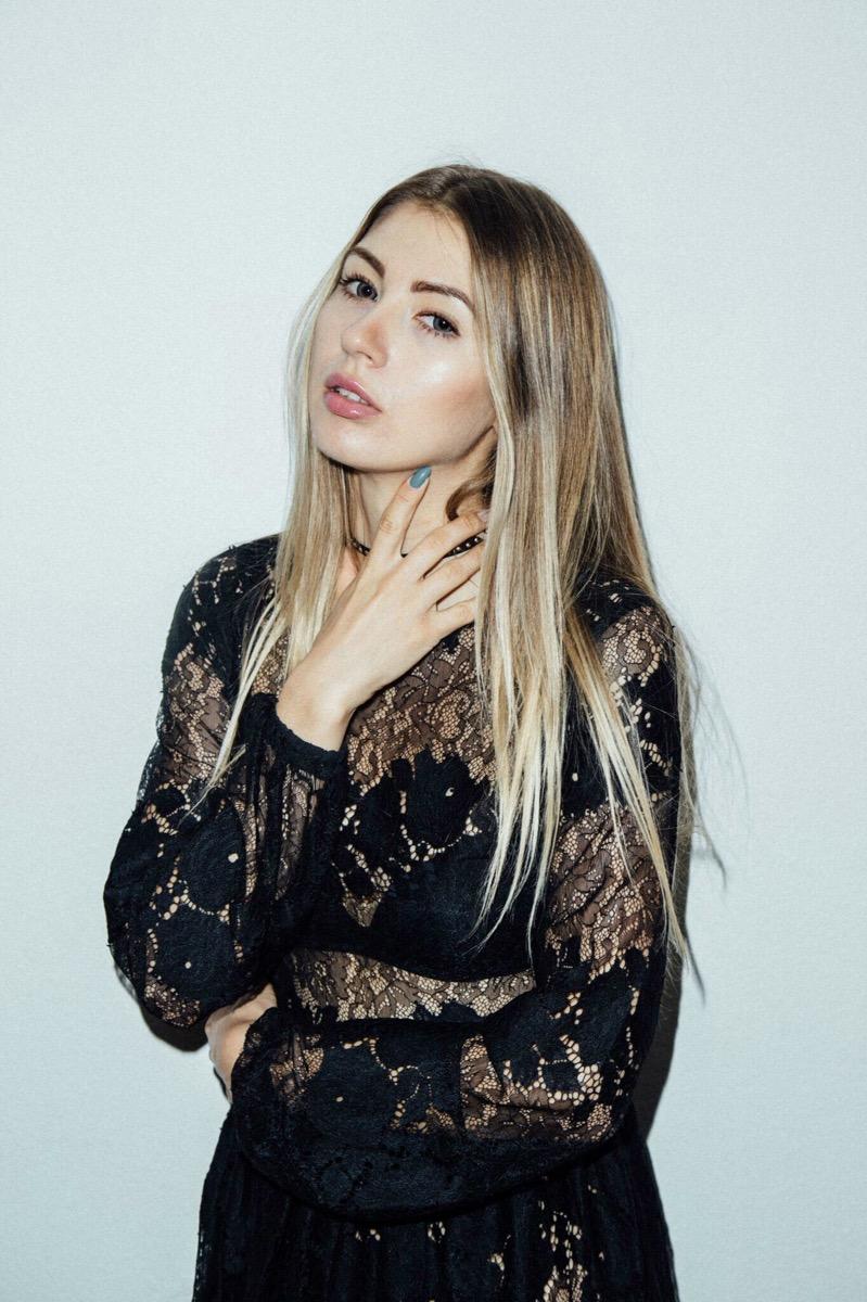 Grace LH, Model, Los Angeles, California, US