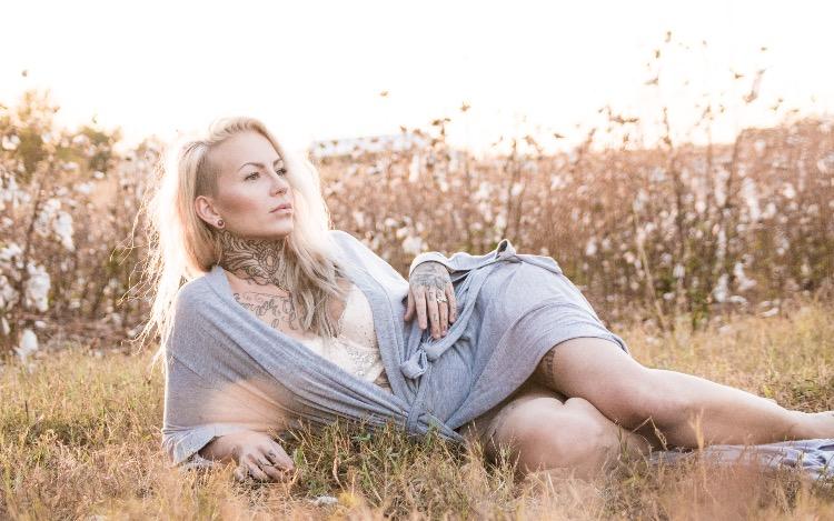 Jamie Pilar Chapman, Model, Athens, Alabama, US