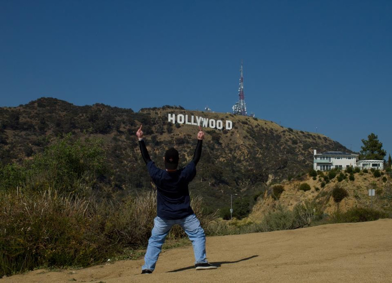 Male model photo shoot of Poseidon Photography  in Hollywood Hills, Los Angeles CA