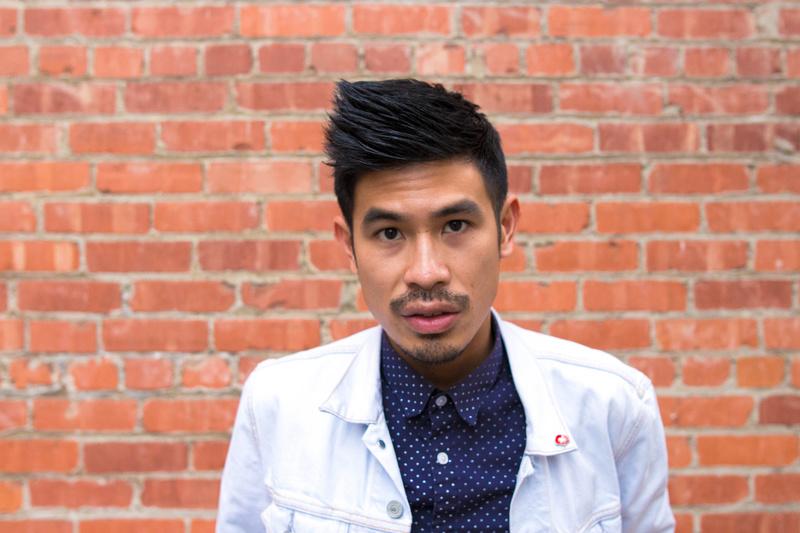 Male model photo shoot of Solomon Sloan in Miracle Mile
