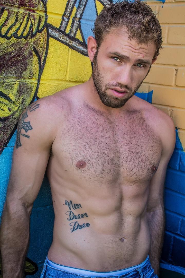 Male model photo shoot of Kris Fitzgerald