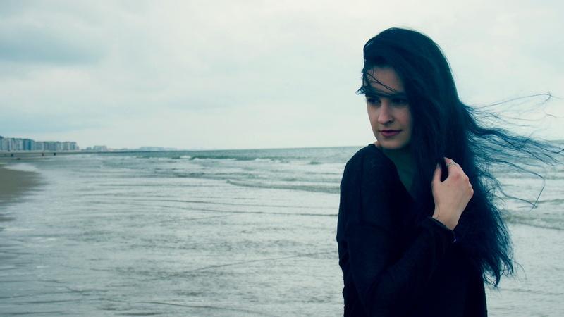 Female model photo shoot of Nikablack in Belgium