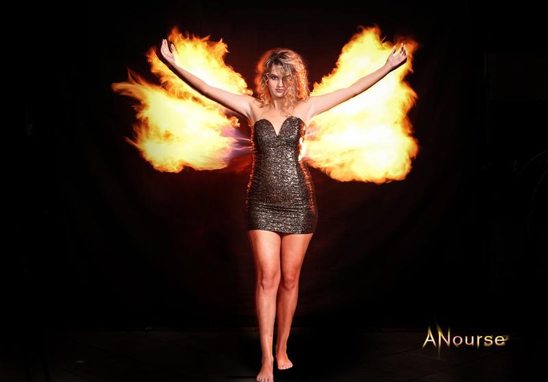 Nov 20, 2016 Maria Fire Wings