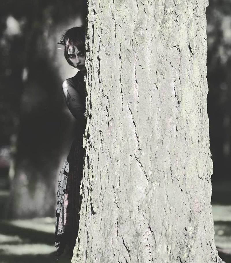 Male model photo shoot of Jareth Nebula Boy