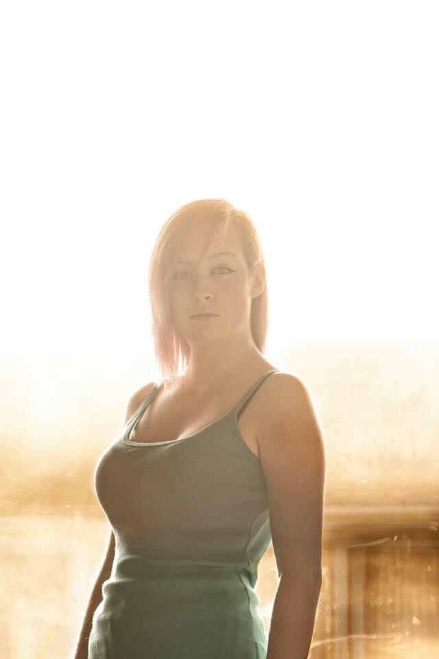 Female model photo shoot of Pixie Darksorrow