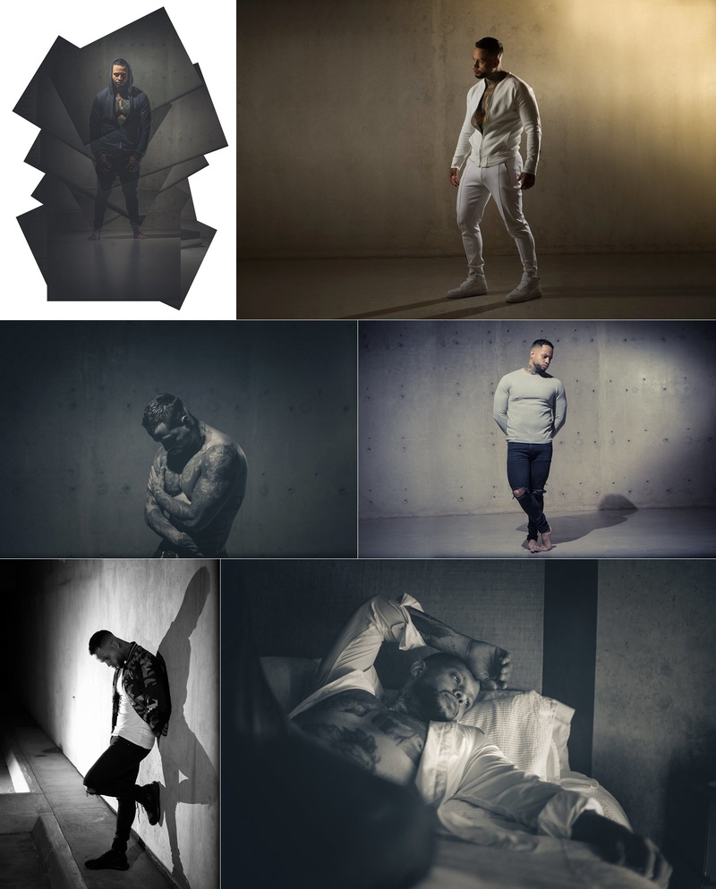 Male model photo shoot of Al Borrelli Photography in Mexico City