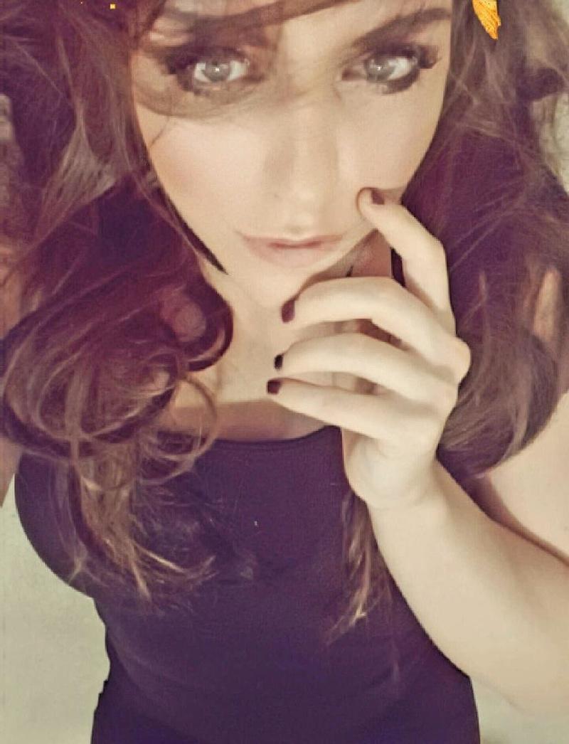 Female model photo shoot of Implicit Covet