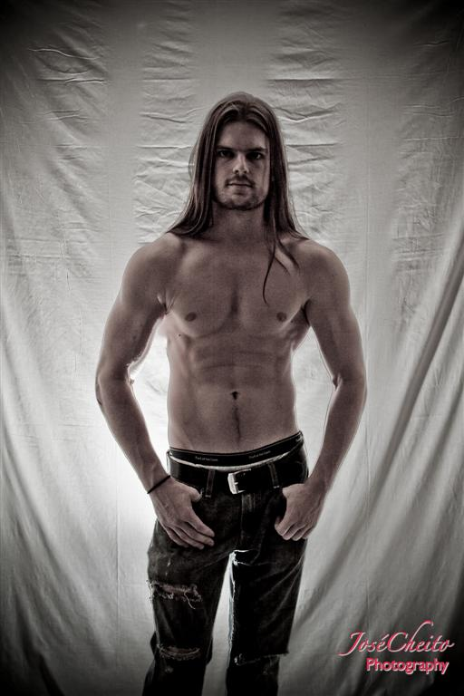 Male model photo shoot of ChrisTPA