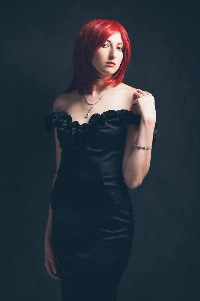 Female model photo shoot of Libby Fox by Alex Buntin
