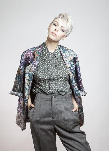 Female model photo shoot of NicoleVollhardt