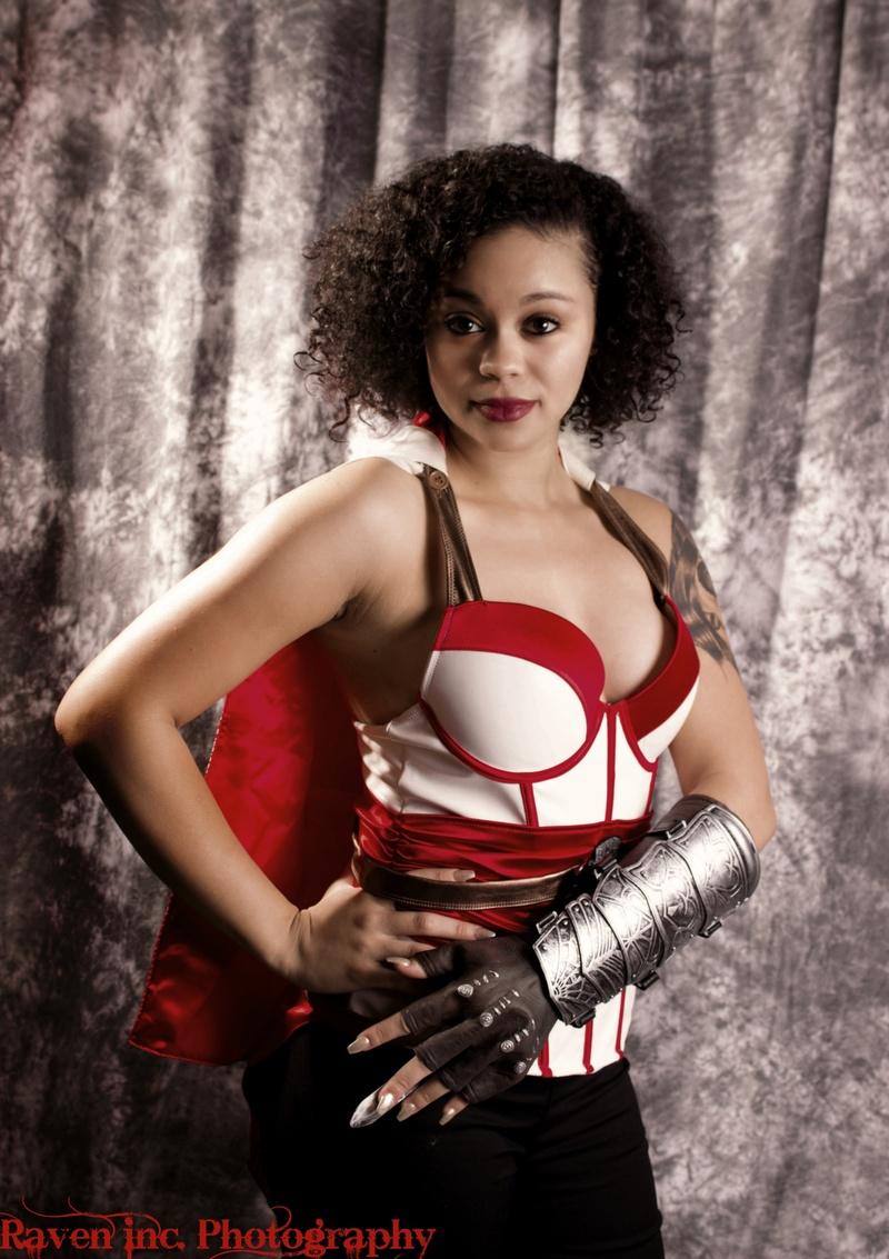 Female model photo shoot of Ms Parkman by Raven Inc Photography in Lawton ok