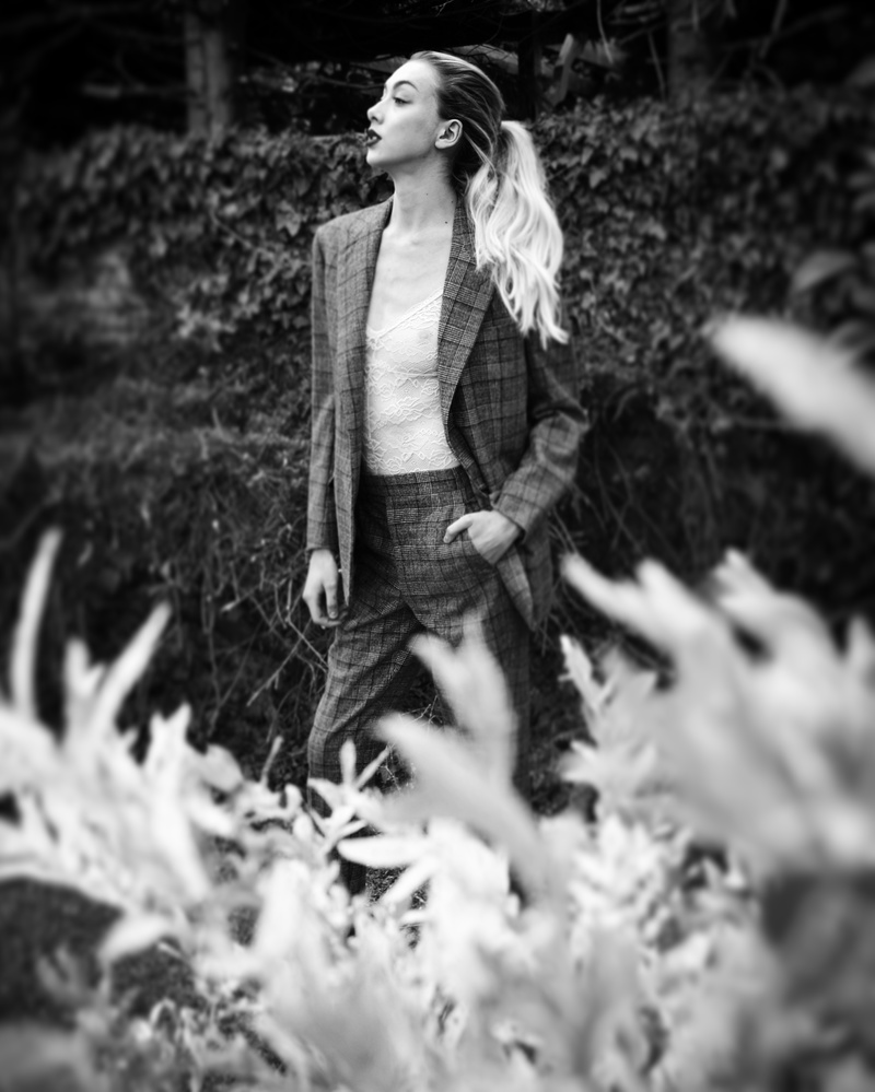 Male model photo shoot of KerryJamesW