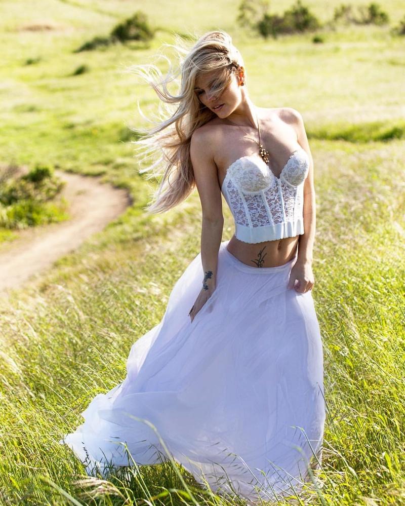 Female model photo shoot of Sabrina_A