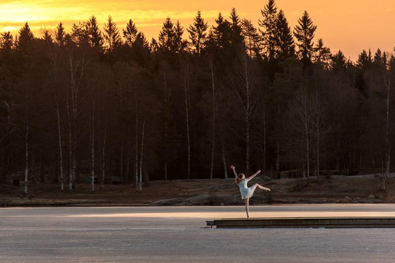 Male model photo shoot of Boulton Creek in Oslo, Norway