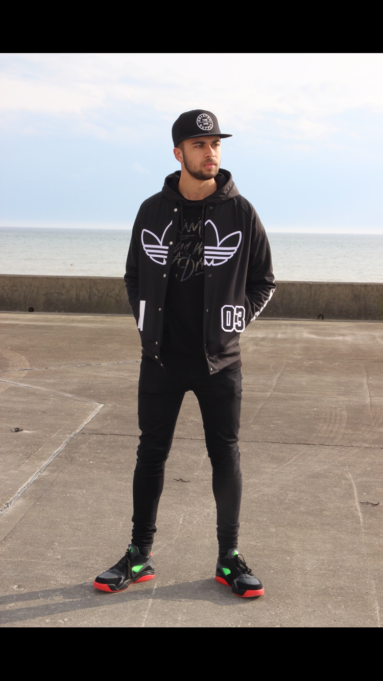 Male model photo shoot of Jordanforrest1