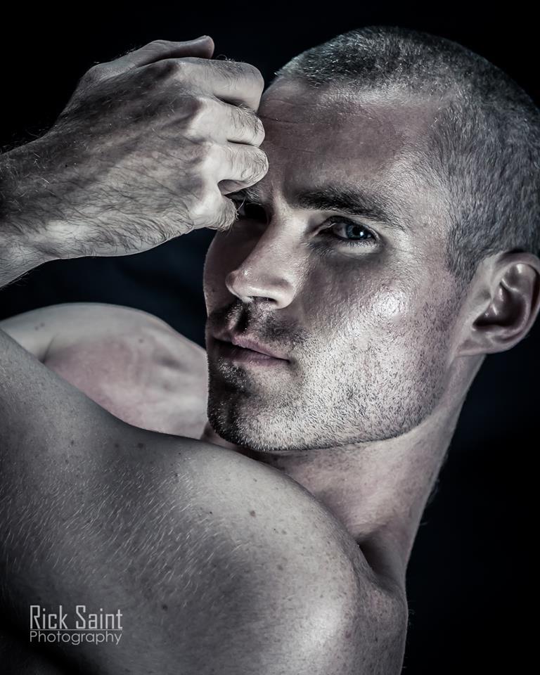 Male model photo shoot of BNMorgan