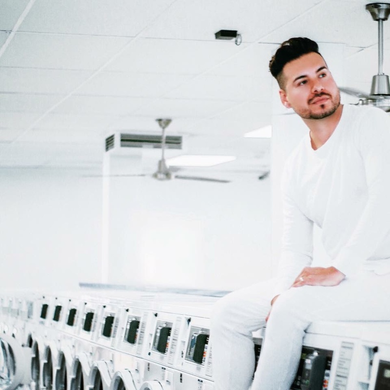 Male model photo shoot of Mark Sevillano Jr