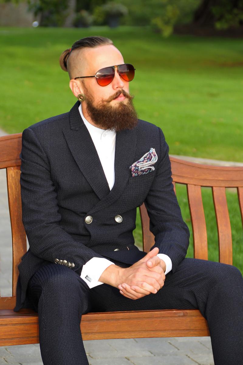 Male model photo shoot of Charleston Gibbs ECP in Hensol Castle Vale Resort Hotel