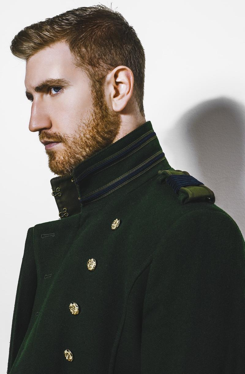 Aaron Michael Bell, Model, Toronto, Ontario, Canada