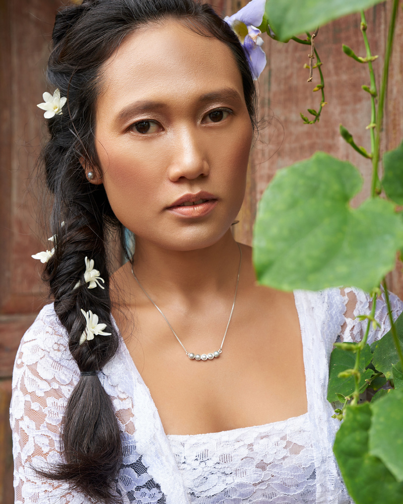 Female model photo shoot of maeybasri in Ubud, Bali