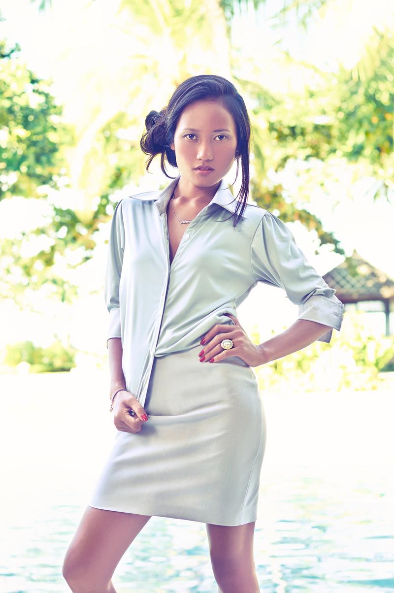 Female model photo shoot of maeybasri in Nusadua, Bali