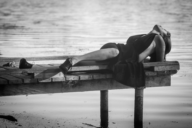 Female model photo shoot of Celeste Minjares